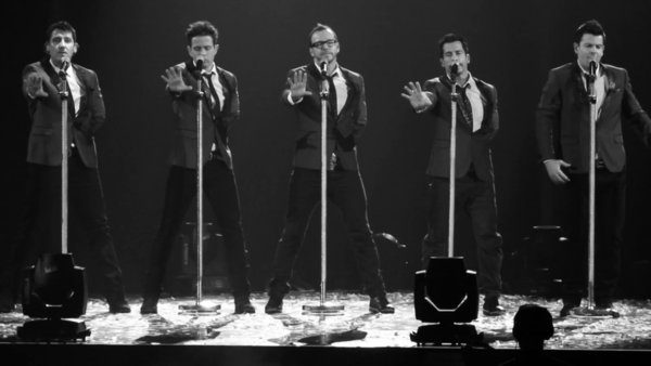 NKOTB EUROPEAN TOUR 2014