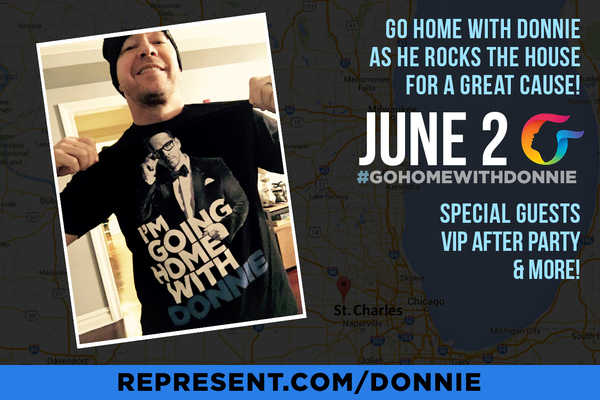 Image for Go Home with Donnie