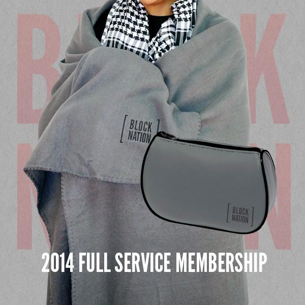 2014 Full Service Membership