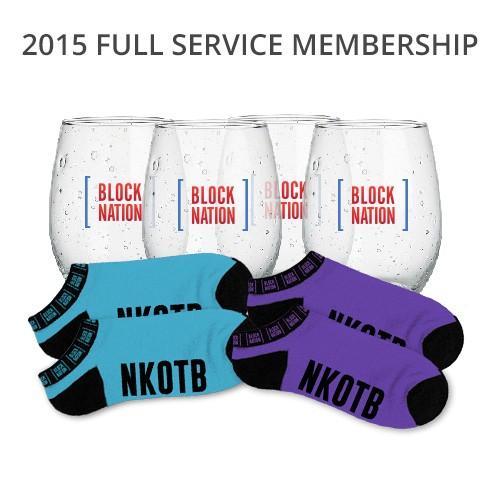 2015 Full Service Membership