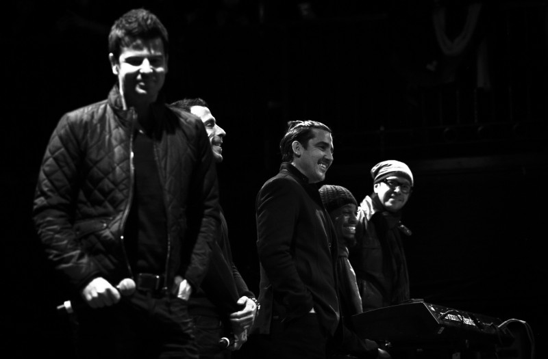NKOTB Live at Irving Plaza - Jan. 22, 2013 - The Package Tour