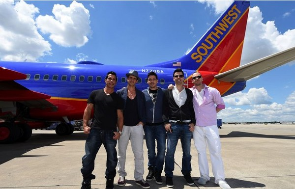 Image for Re-Live the #NKOTBPartyPlane