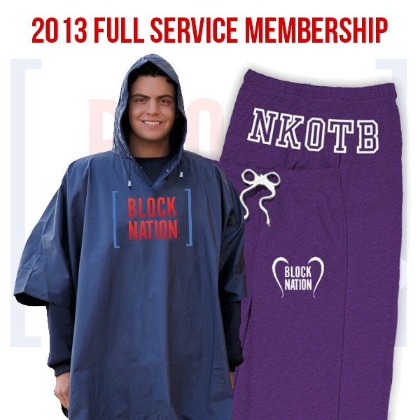 2013 Full Service Membership
