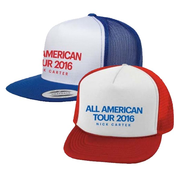 All American Tour Hat