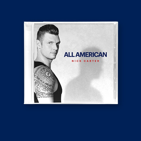 All American CD (Pre-order)
