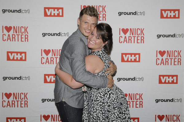 I heart Nick Carter VIP's