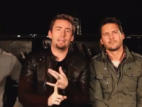 Nickelback Here and Now Tour 2012