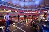Grey Cup Rehearsals