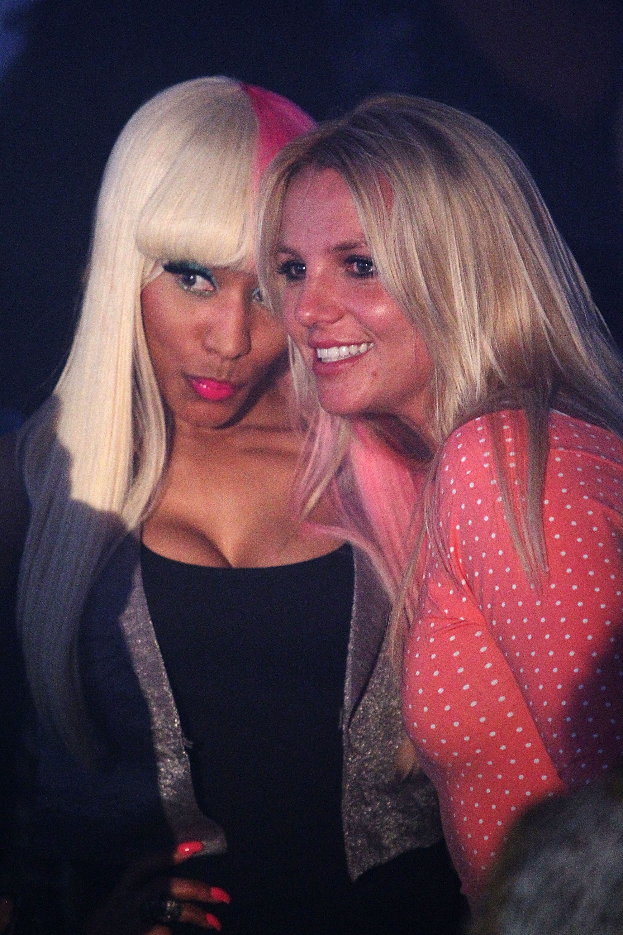 Nicki Minaj & Britney Spears
