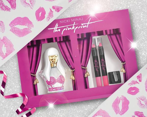 The Pinkprint Fragrance 30ml Gift Set Available At Superdrug!  Nicki Minaj
