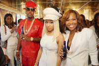 July 4 - Nicki Minaj and Mona Scott-Young's Myx & Mingle Boat Cruise