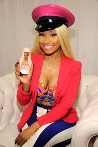 Sep 24 - Nicki Minaj Fragrance