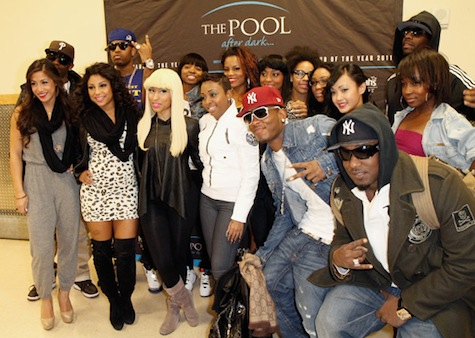 'I Am Still Music' Tour - Pool Party @ Harrah's Resort - 3/26/11