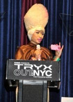TRYX OUT: NYC 2011