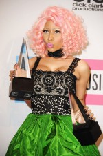 Nov 20 - 2011 American Music Awards - Press Room