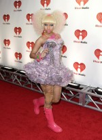 Sep 24 - iHeartRadio Music Festival - Press Room