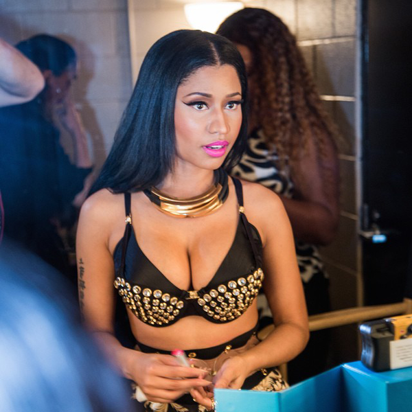 Billboard Hosting Q&A With Nicki Minaj : Nicki Minaj
