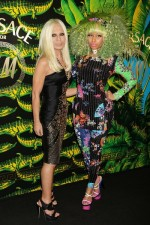 Nov 8 - Versace for H&M Fashion Show and Launch Party