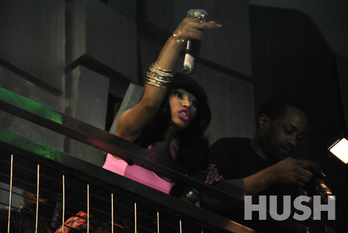 Nicki Minaj in Houston, TX