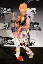 2011 Video Music Awards - Press Room