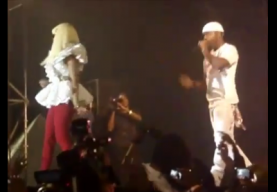 Nicki Minaj Live in Trinidad