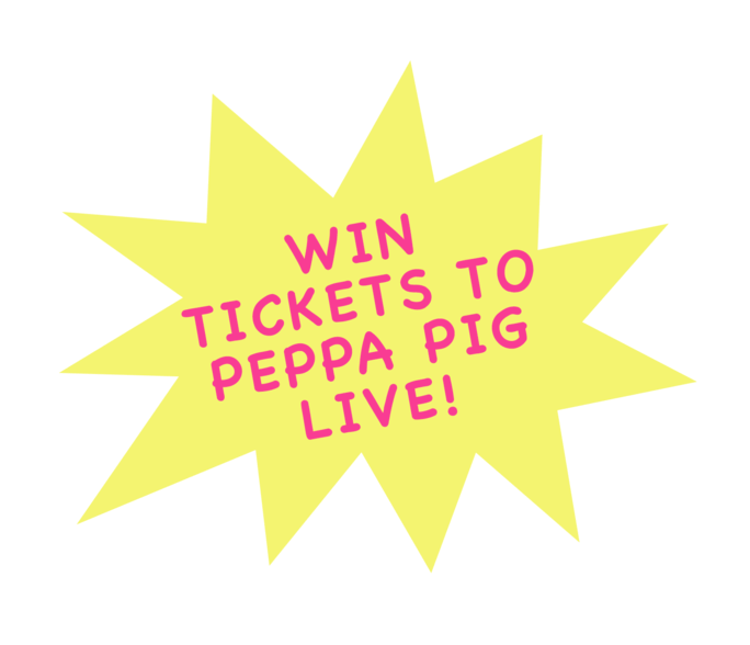 Win Tickets to Peppa Pig Live!