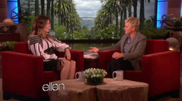 Ellen Interview 4/24/12