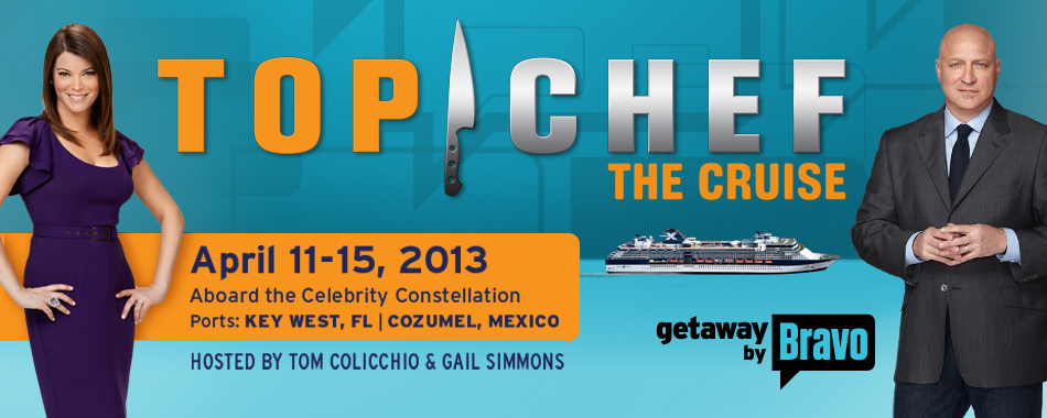 Top Chef The Cruise