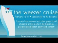 the weezer cruise 2014