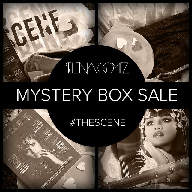 Mystery Box Sale