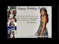 Happy 20th Birthday Selena!