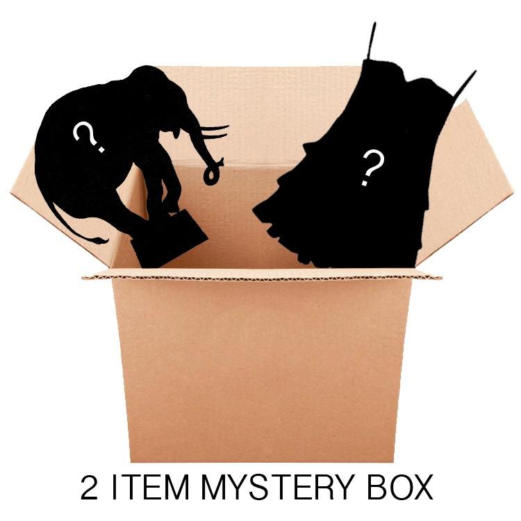 2 Item Mystery Box