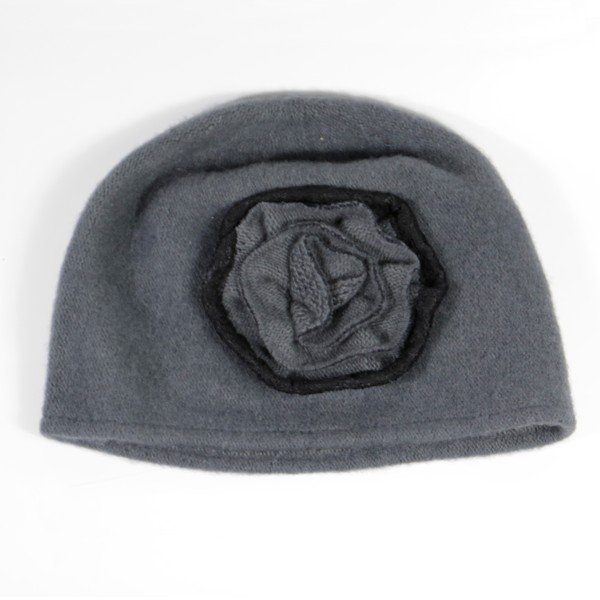 Grey Dream Out Loud Beanie Style Hat