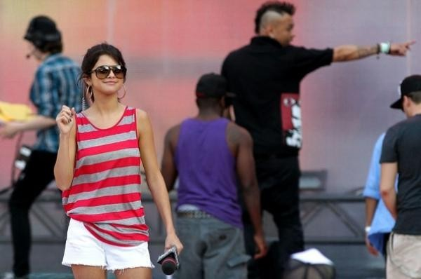 MuchMusic Video Awards 2011 Rehearsal