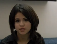 Selena's UNICEF Message