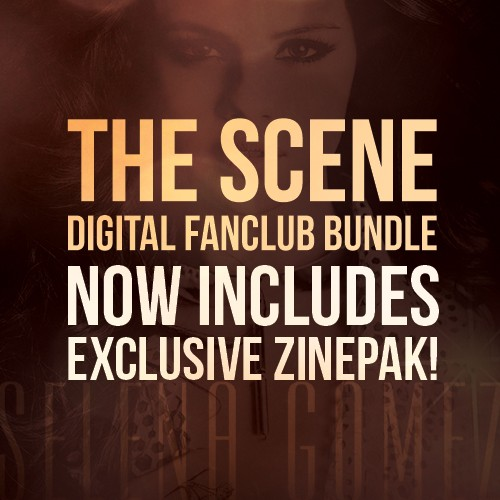 The Scene Digital Fanclub Bundle with ZinePak image