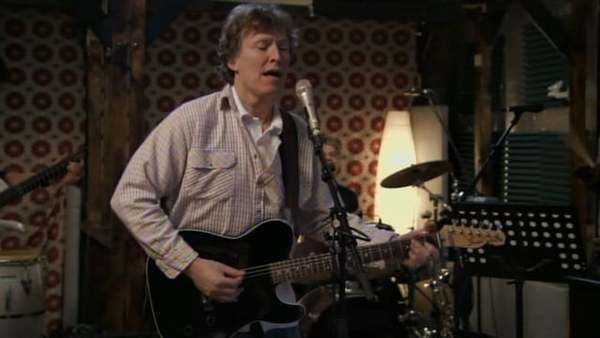 "Steve Winwood - ""I'm Not Drowning"" - Live at Wincraft Studios, 2009"