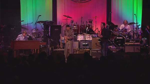 "Steve Winwood - ""Light Up Or Leave Me Alone"", Live at the Celebration for Jim Capaldi, 2007"
