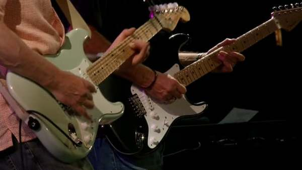"Steve Winwood and Eric Clapton - ""Crossroads"" - Live at The Crossroads Guitar Festival, 2007"