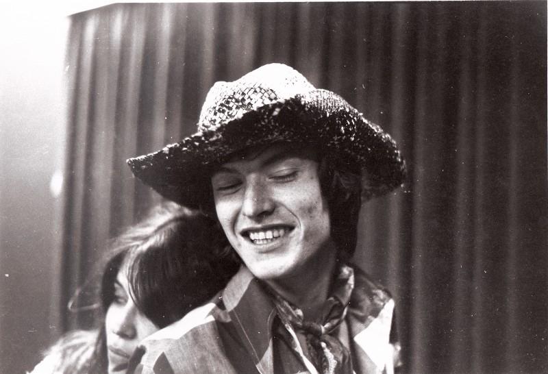 Steve Winwood, circa 1966