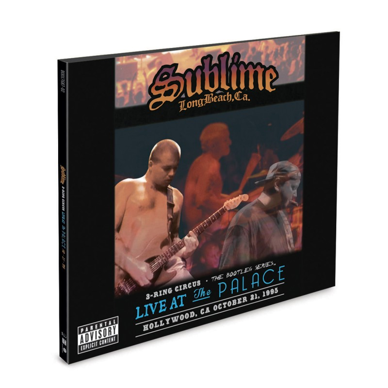 3 RING CIRCUS: LIVE AT THE PALACE – OCTOBER 21, 1995 (CD)