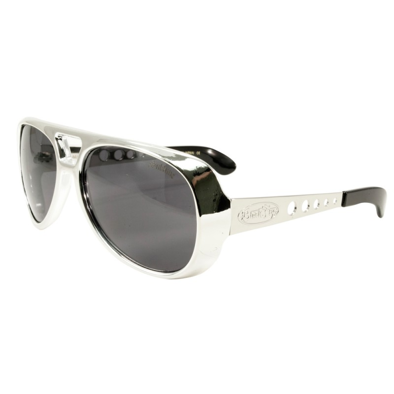 Limited Edition Sublime OG (Chrome) Shades by Black Flys