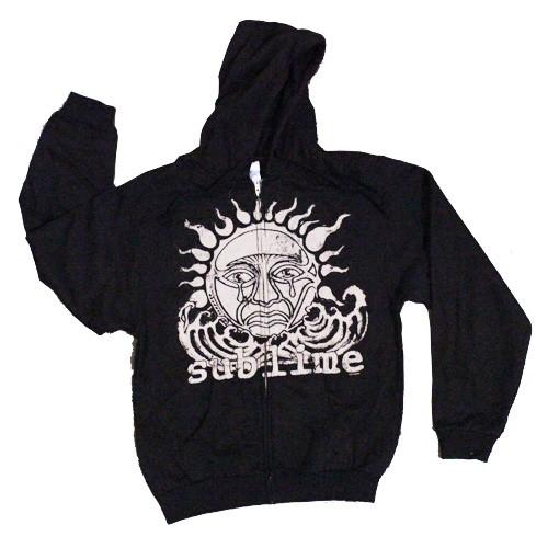 Crying Sun Hoodie