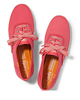 Champion Gingham Lace (coral)