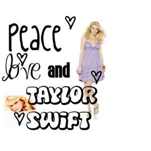 Peace, Love, and Taylor Swift avatar
