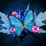 Butterfly twin avatar
