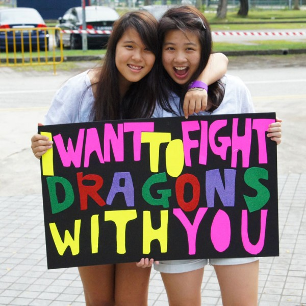 Singapore Fans