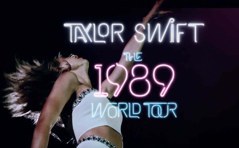 The 1989 world tour live coming to apple music taylor swift