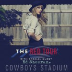 Taylor Swift Cowboys Stadium avatar