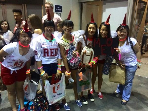 Singapore Fans!